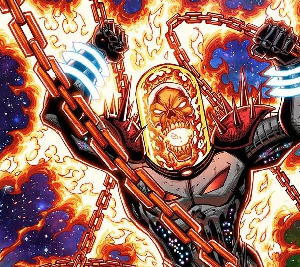 Cosmic Ghost Rider is Now The Cosmic Punisher