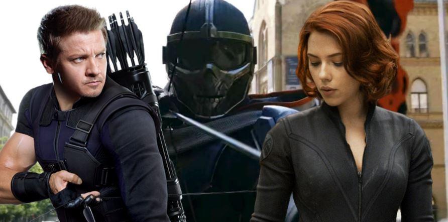 Black Widow Synopsis New Trailer Taskmaster Theory