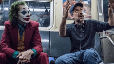 Joaquin Phoenix Ready for Joker 2