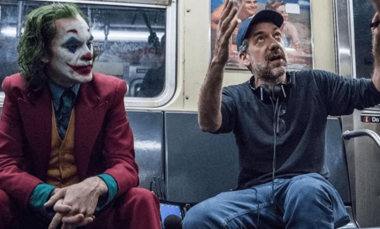 Joaquin Phoenix Ready for Joker 2