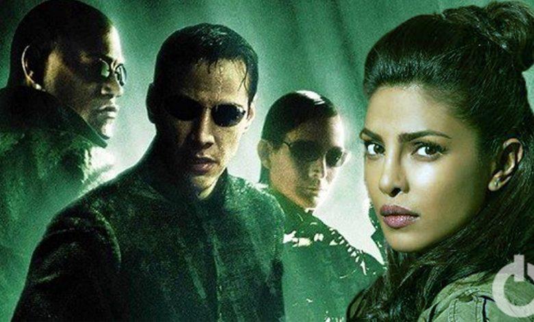 Keanu Reeves' Matrix 4 Set To Priyanka Chopra Role