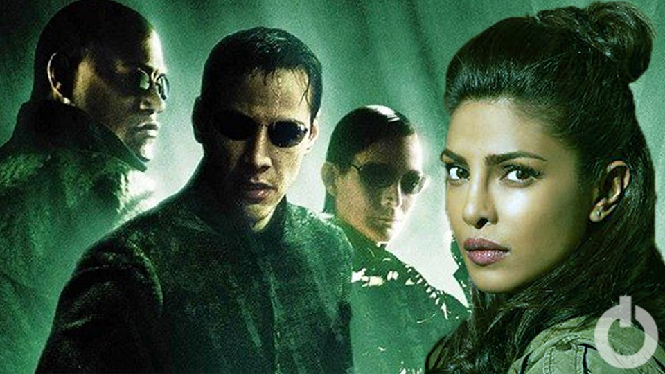 Keanu Reeves' Matrix 4 Set To Priyanka Chopra Role