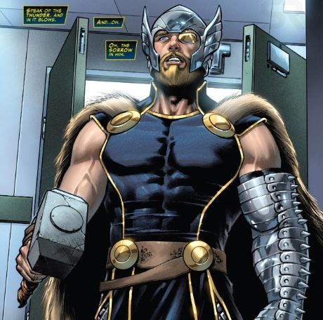 Thor major Power Upgrade