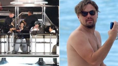 Photo of Leonardo DiCaprio Saved A Drowning Man On His Vacation