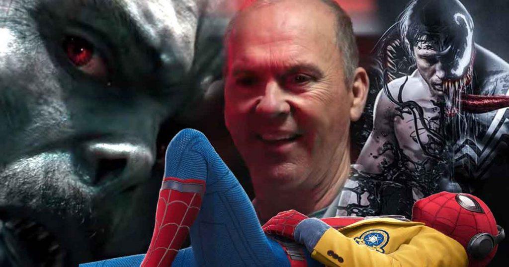 Morbius Venom MCU Connections Morbius Post Credits Scenes
