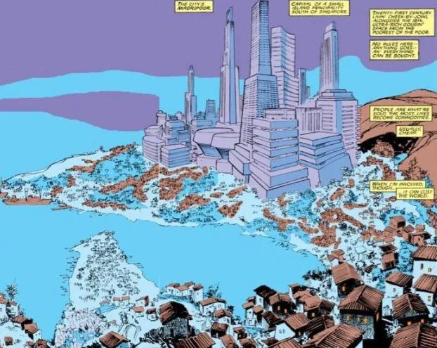 Most Dangerous Places in Marvel Universe