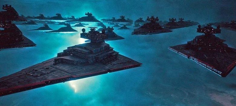 Major Sith Fleet Plot Hole in The Rise of Skywalker