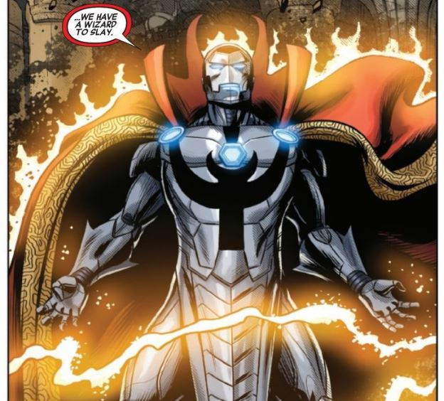 Marvel Made Doctor Strange New Iron Man