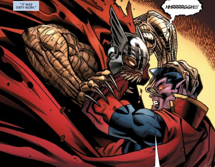 Marvel Sets up Fight Between Thor And Superman