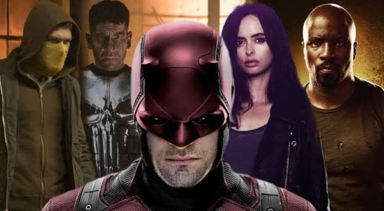 Marvel new projects with punisher and defenders