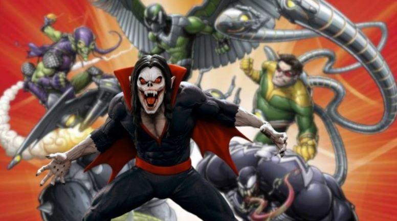 Morbius Plot Leak Sets Up Sinister Six & Venom 2