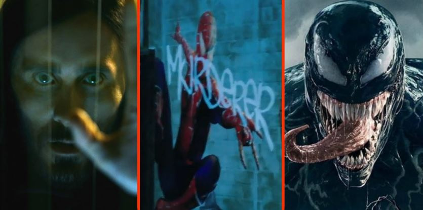 Venom & Morbius Exist in Different Universes