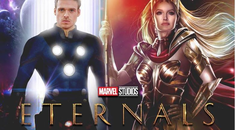 The Eternals First Look Revealed By Marvel Actor