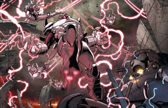 Intelligence in Marvel Comics