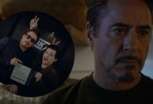 Photo of Endgame – Peter & Tony's Photo Actually Provided the Solution to Time Travel