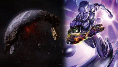 Silver Surfer knows Marvel's secret