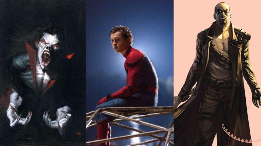 Spider-Man's Morbius Cameo Leaks