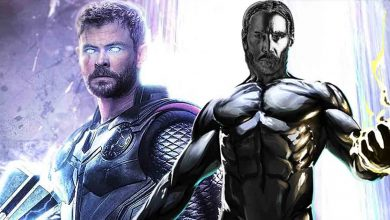 Photo of Keanu Reeves Rumored to Join Thor: Love And Thunder as Silver Surfer