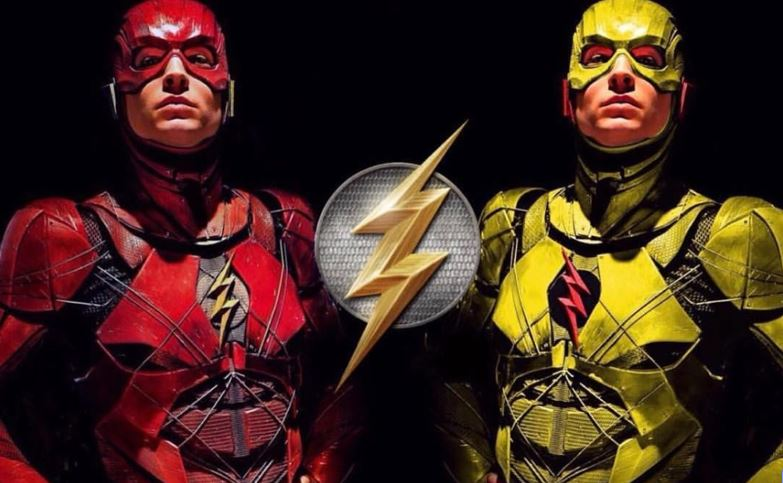 The Flash New Suit