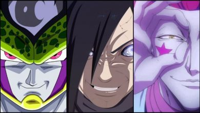 The Most Legendary Anime Villains