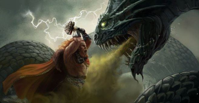 Ragnarok TV Series