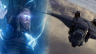 Thor Gives Avengers Their Newest Ride
