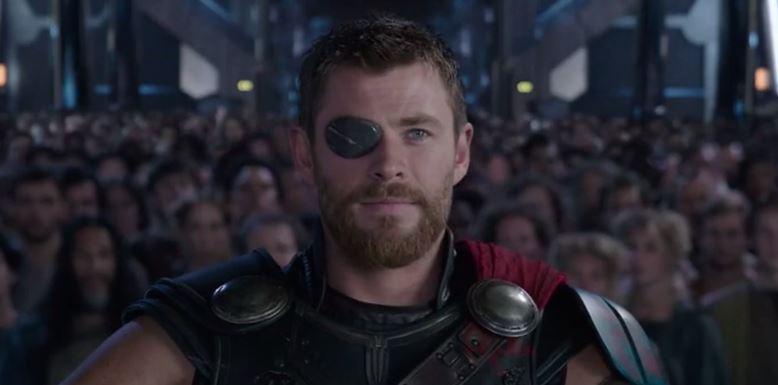 Thor's New Eye