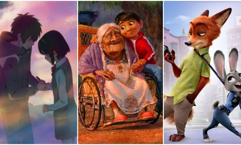 Most Loved Animated Movies of The 2010s