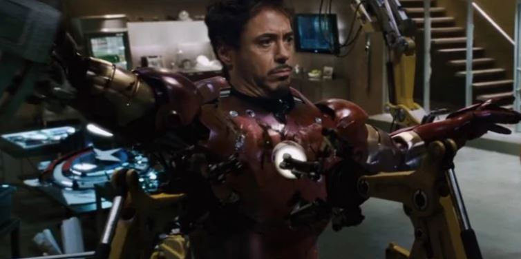 Why Was Tony Stark in Possession of Cap's Shield in Iron Man 1?