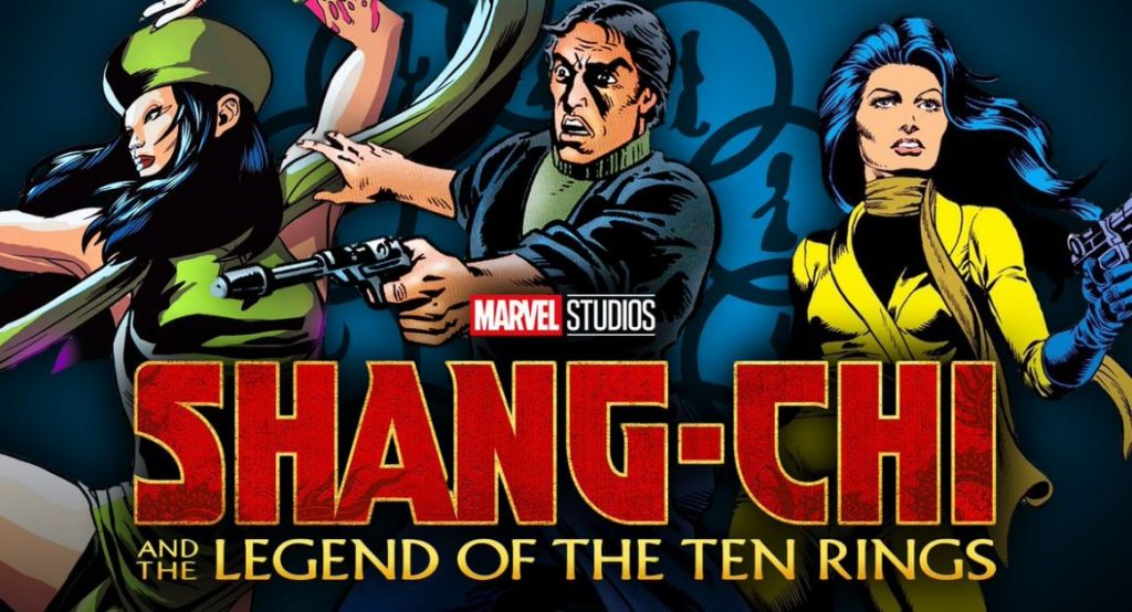 Shang-Chi Movie Introduce Super Spies