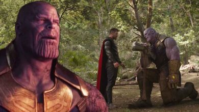 Photo of Infinity War – Why Thanos Didn't Have a Wound on His Chest After He Escaped