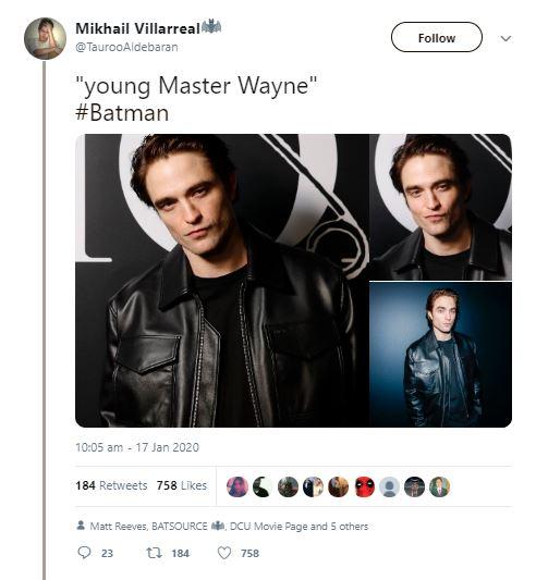 First Look at Colin Farrell as Penguin & Robert Pattinson as Bruce Wayne Revealed