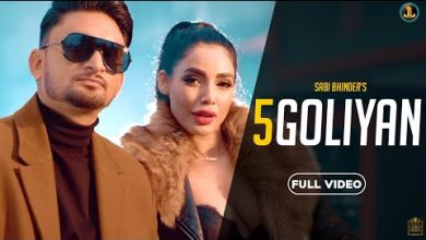 Photo of 5 Goliyan Song Download Mr Jatt in High Definition [HD] Audio