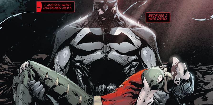 Batman's Anti-Wonder Woman Weapon