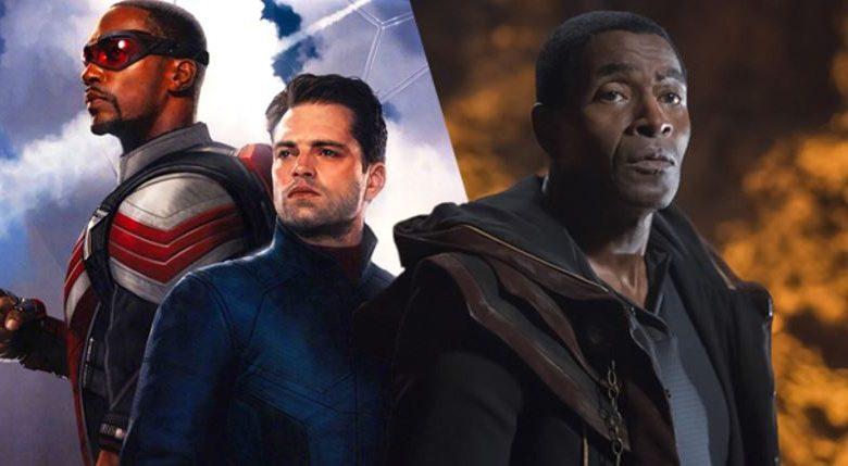 Falcon And The Winter Soldier Feature Black Captain America