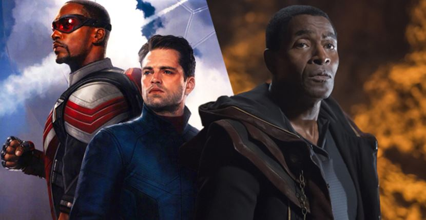 Falcon And The Winter Soldier Feature Black Captain America