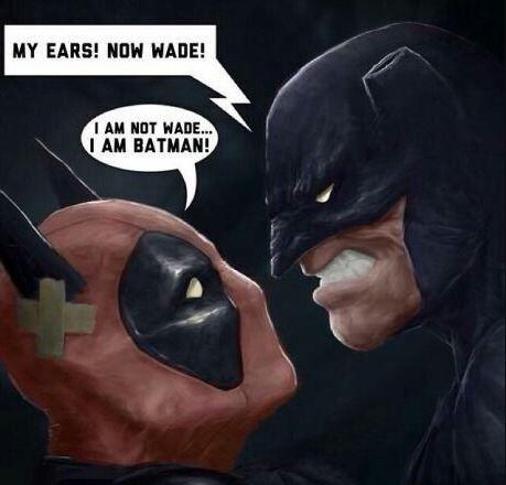 Deadpool the new Batman of Marvel Universe