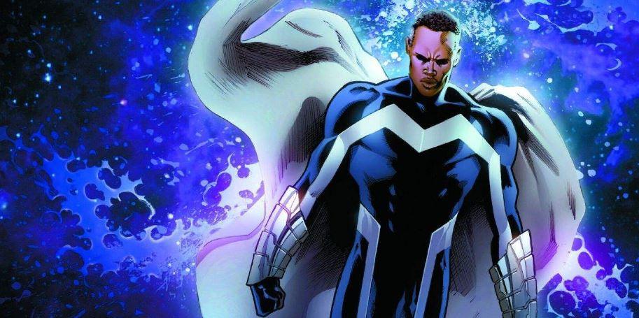 Rumor Disney+ Series Will Bring Blue Marvel To The MCU