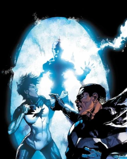 Facts About Blue Marvel