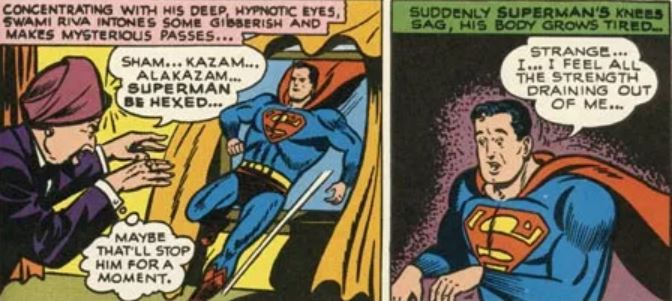 Facts About Kryptonite
