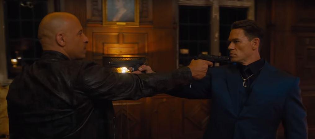 John Cena on Dwayne Johnson in Fast Furious 10