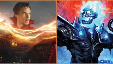Photo of MCU Actor Rumored to Be Cast as Ghost Rider in Doctor Strange 2