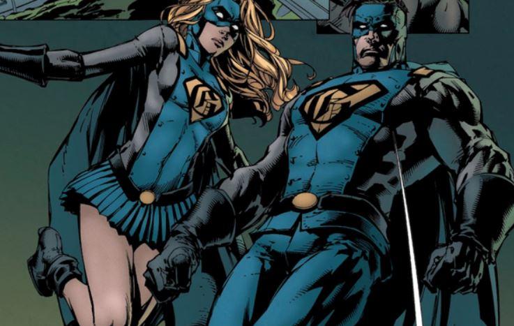 New DC Superheroes