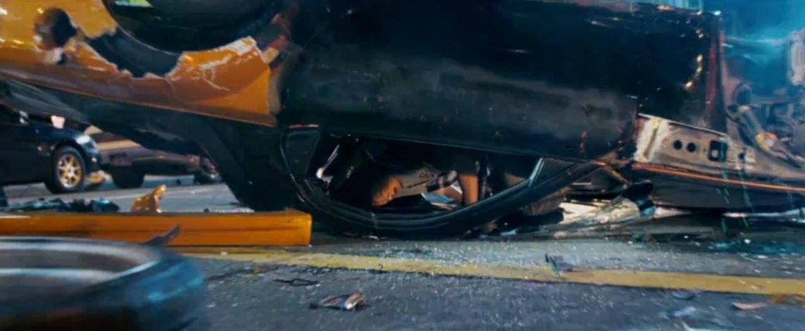 Han & Gisele Cameos in Fast & Furious 7