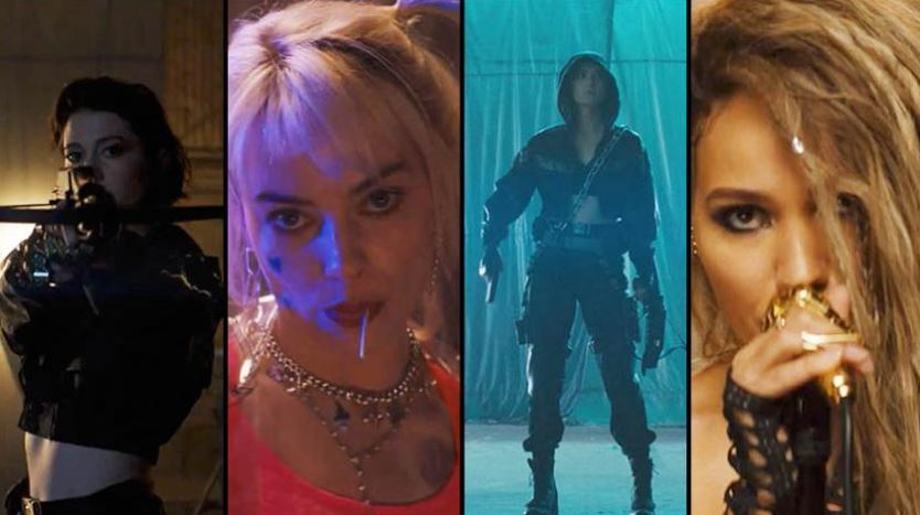 WB Changes Title of Birds of Prey