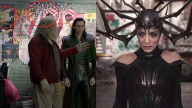 Photo of Hela's Original Entrance in Thor: Ragnarok Revealed