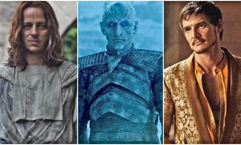 Supporting Characters in Game of Thrones