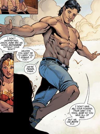 DC Villains introduced Last Decade