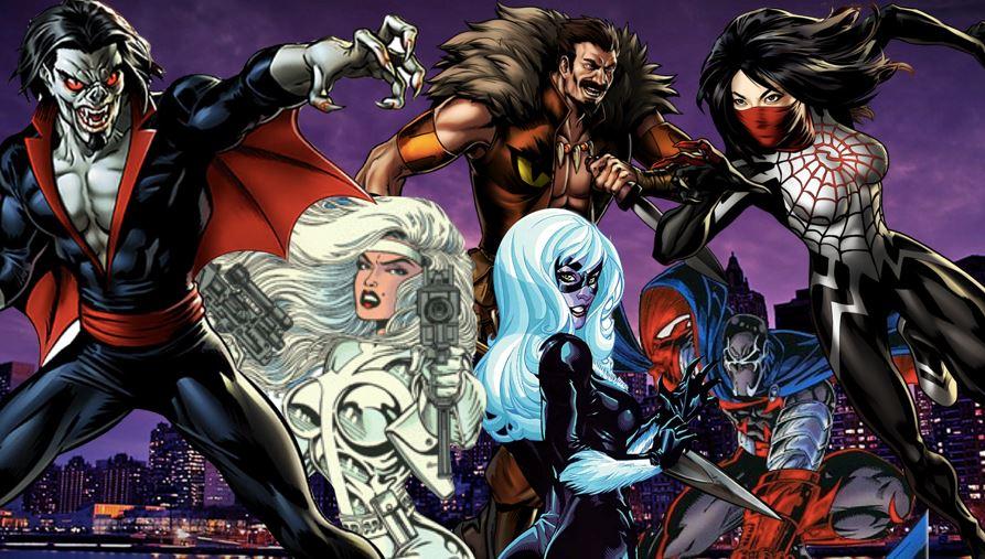 New Marvel Movie Spider-Woman