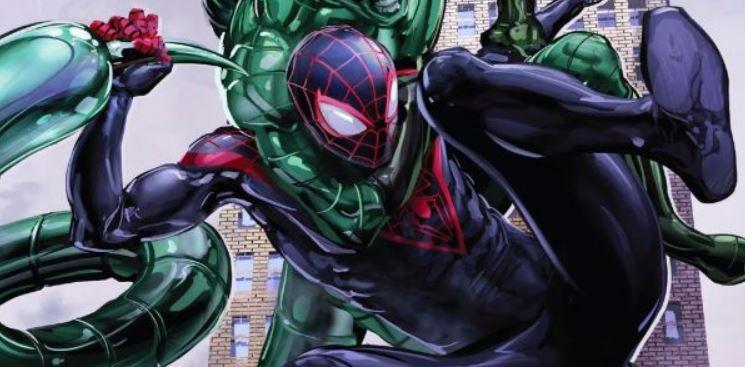 Marvel has a Cow Boy Spider-Man